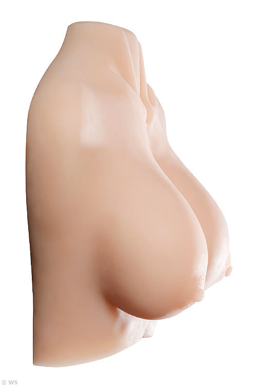36dd tittyfuck cock to nipple rubbing cumshot 5